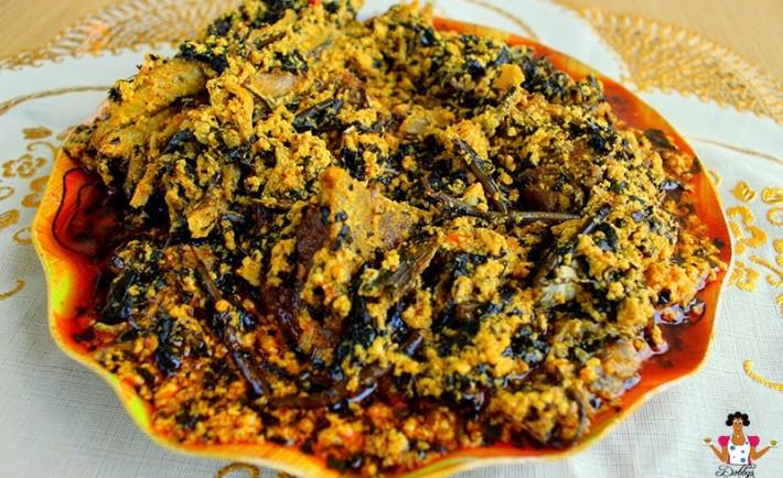 Zuppa di Egusi